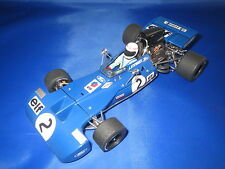 EXOTO - Tyrrell Ford 003 - J. Stewart - Winner GP 1971, blau,  in 1:18 - #2, RAR