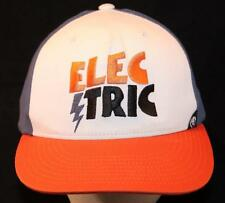 MEN'S Electric Clothing Co Tactics Promo Boardshop Baseball Hat Cap Surf Skate
