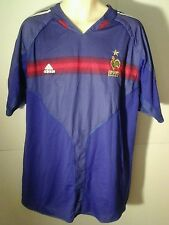 Adidas France Soccer Jersey Footbal Club FFF #3 Season ClimaCool XL