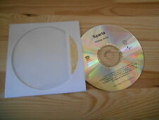 CD Punk Sparta - Wiretrap Scars (12 Song) Promo MOTOR at the drive in -cd only-