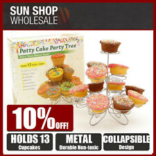 100% Genuine! D.line Cupcake Stand Party Tree Holds up to 13 Cupcakes!