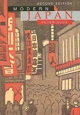 Modern Japan, Peter Duus, Good Book
