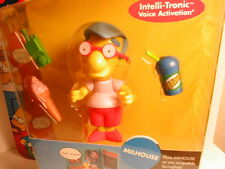 2001 The SIMPSON`s interactive figure WOS series 3?  MILHOUSE first year of WOS