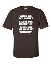 The Tourettes Guy Funny Saying What Do You Want  Dirty College Men's TShirt631