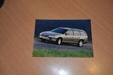 PHOTO DE PRESSE ( PRESS PHOTO ) Opel Omega Break CD de 1998 OP352