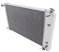 1970-1981 Chevy Camaro Champion 4-Row Core Alum Radiator