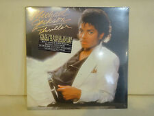 SEALED! FLAWLESS! Michael Jackson Thriller LP ORIGINAL 1982 EPIC PRESS WITH HYPE