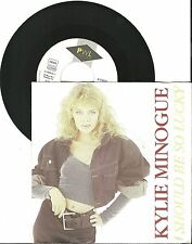 "Kylie Minogue, I should be so lucky, VG/VG  7"" Single 999-590"
