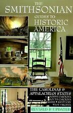 The Smithsonian Guides to Historic America: The Carolinas and the Appa-ExLibrary