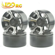 "1/10 scale RC car Crawler 1.9"" Beadlock Alloy Spoke Wheels/Rims RC4WD 4pcs"