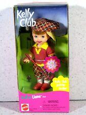 NIB BARBIE DOLL 1999 KELLY CLUB GOLFER LIANA