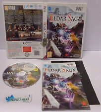 Console Gioco Game NINTENDO WII Play PAL ITALIANO Rising Star RPG - ELDAR SAGA -