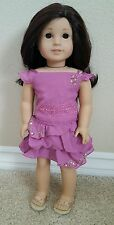 American Girl *TRULY ME * JUST LIKE YOU* Doll {Jess lookalike} #30 EUC!