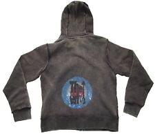 AMPLIFIED THE WHO Strass Kids Rock Star's Kapuzen Pulli HOODIE Zip JACKE g.152