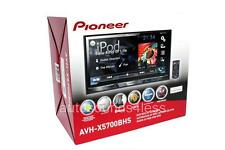 "NEW Pioneer AVH-X5700BHS Indash Double 2 DIN DVD Player 7""LCD Bluetooth HD Radio"