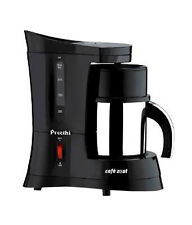 Preethi Cafe Zest Coffee Maker - BLACK