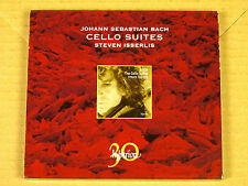 CD JS Bach - Cello Suites - Steven Isserlis - 30 Hyperion 2010