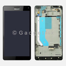 US Microsoft Lumia 950 XL 950XL Display LCD Screen Touch Screen Digitizer Frame