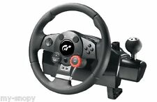 Logitech Driving Force GT Lenkrad - Playstation PS2 / PS3 / PC/
