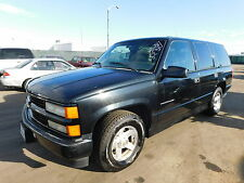 Chevrolet: Tahoe 4dr Limited