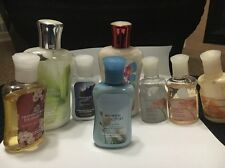 8 Lot Of Bath & Body Works Products