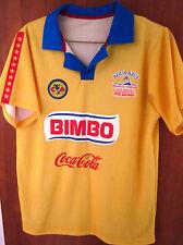 AGUA AZUL small soccer jersey Club Atletico BIMBO Coca-Cola Corona OG Madrid