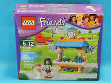 Lego Friends 41098 Emma's Tourist Kiosk 98pcs New Sealed 2015