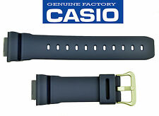 Casio G-Shock watch band original Navy Blue Rubber G-5600NV-2 GW-M-5610NV-2