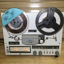TEAC X-3R   STEREO TAPE DECK  REEL-TO-REEL VERY NICE CONDITION FREE SHIPPING