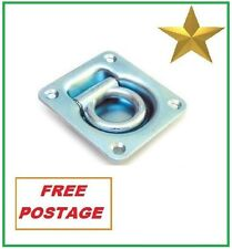 Lashing Ring (1 OFF) - Tie Down Anchor Point, Trailer Truck Tray Ute 4x4 4WD Ute