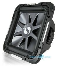 "KICKER SOLO-BARIC L7 11S15L72 15"" DUAL 2 OHM 2000W PEAK CAR AUDIO SUB WOOFER"