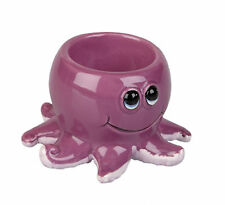 Octopus Style Novelty Ceramic Easter Egg Cup FREE UK POSTAGE