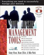Youth Ministry Management Tools by Ginny Olson