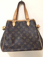 Louis Vuitton Brown Batignolles Hand Tote