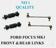 FORD FOCUS 98-04 ANTI ROLL BAR LINKS FRONT REAR SWAY BARS LINKAGES