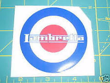 LAMBRETTA Vespa Scooter MOD TARGET Sticker GP,TV,LI,SX,GT. 200