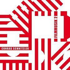 CONRAD SCHNITZLER - FILMMUSIK 2   CD NEU