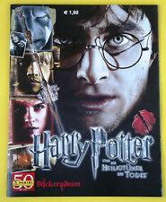 Panini Harry Potter und die Heiligtümer des Todes - Leeralbum zu Teil 2