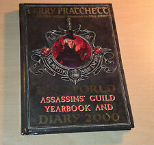 Terry Pratchett Discworld Diary 2000 Assassins guild yearbook Hardback 1st/1st