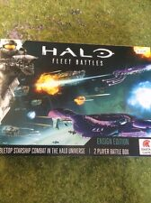 Halo Fleet Battles 2 Player Battle Box Ensign Edition By Spartan Games