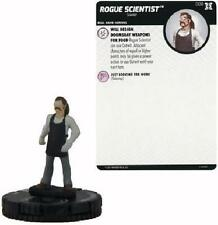 Rogue Scientist 008 -Common- Marvel HeroClix- NM W/ Card -Deadpool and X-Force-