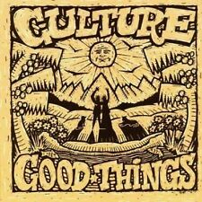 Culture Good Things CD NEW SEALED Reggae