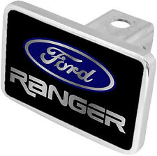 New Ford Ranger Blue Logo Tow Hitch Cover Plug