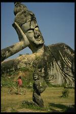572014Reclining Buddha Laos A4 Photo Print