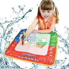 Children Toy Water Drawing Painting Writing Mat Board & Magic Pen Doodle Game