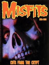 "MISFITS AUFKLEBER / STICKER # 29 ""CUTS FROM THE CRYPT"" - PVC - WETTERFEST"