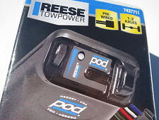 New!  Latest Model! REESE TOWPOWER POD Electric Trailer Brake Control 7437711