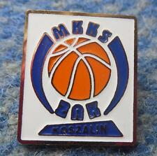 MKKS ZAK KOSZALIN BASKETBALL POLAND CLUB PIN BADGE
