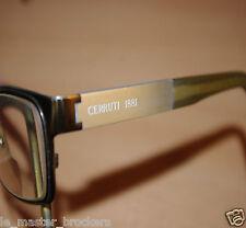 CERRUTI 1881  Vintage Monture lunettes de vue (avec verre double foyer)
