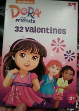 valentines day cards nick jr nickelodeon dora and friends 32